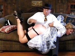 Petticoat Spanking