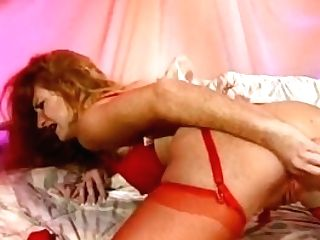 First-timer Nasty Housewife Getting Off