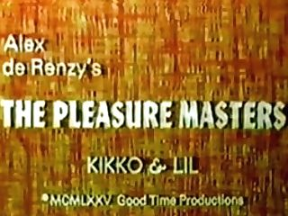 Old School U.s : The Pleasure Masters (1974)