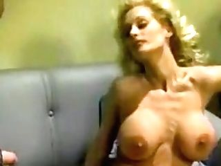 Antique Bigtits Blonde Fucked In High High-heeled Slippers