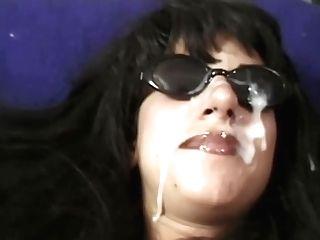 Thick Facial Cumshot