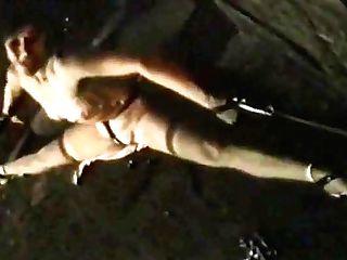 Trouble For Suzi (hom Antique Bondage & Discipline & Tying)