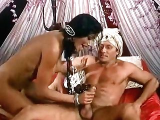 Oriental Princess Being Fucked In Every Slot