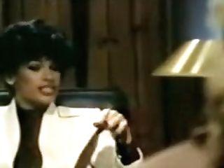 Vanessa Del Rio & A Doll (1) (girl/girl Romp!)