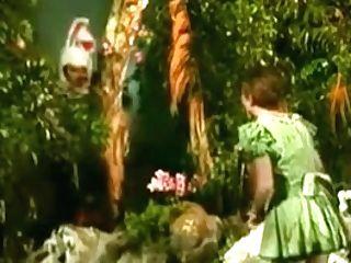 Antique Wooly Gang-bang Porking In Wonderland